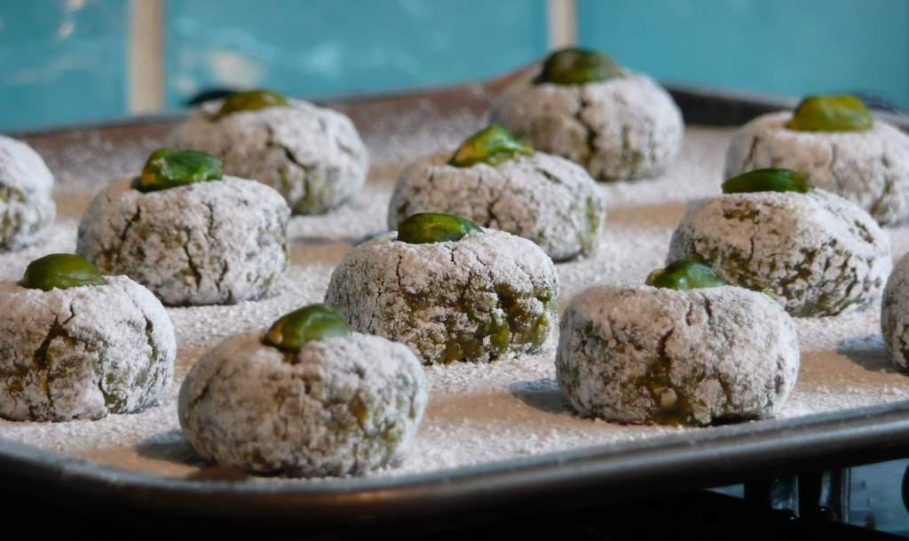 Biscotti al Pistacchio | signor biscotti