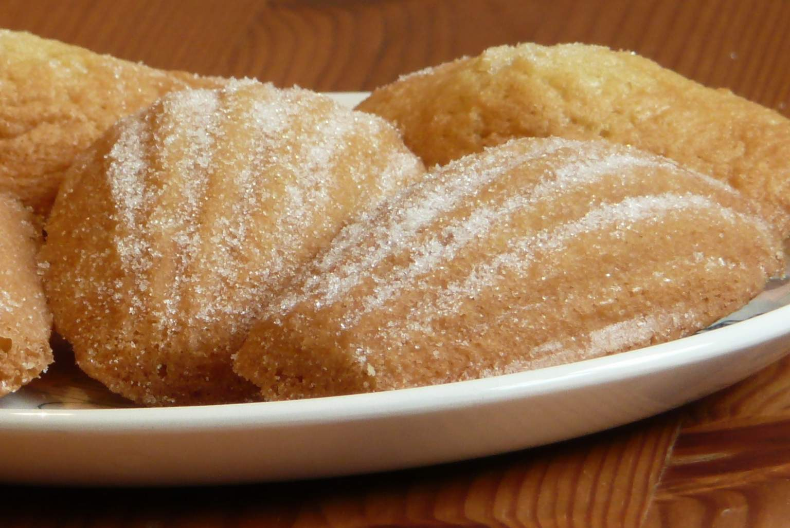 Also Made… Classic French Madeleines | signor biscotti