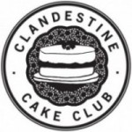 The Clandestine Cake Club Logo