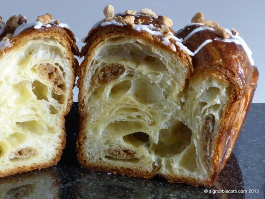 Hazelnut Brioche Feuilletee