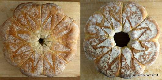 The bottom of a Couronne Bordelaise can be quite beautiful too